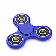 Handspinners Hand Spinner Leksaker Tri-Spinner Plast EDCLindrar ADD, ADHD, ångest, autism för att döda tid Focus Toy Stress och ångest