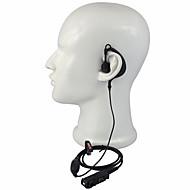 365 radiopuhelin tarvikkeet g-muoto kuulokkeet Motorola xir P6600 / 6620 XPR 3300/3500 radio mikrofoni tarvikkeet