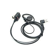 365 accessoriestensile tyyppi teräväpiirtotelevisio yleismalli radiopuhelinsetti kuulokkeet Motorola HYT