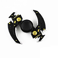 Fidget Spinner Toy Made of Titanium Alloy Ceramic Bearing Minutes Spinning Time High-Speed EDC Focus Toy