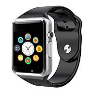 Έξυπνο ΡολόιΜεγάλη Αναμονή Βηματόμετρα Φροντίδα Υγείας Αθλητικά Φωτογραφική μηχανή Ξυπνητήρι Οθόνη Αφής Έλεγχος Μηνυμάτων GPS Ήχος Είδη