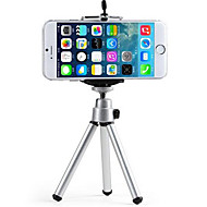 Mini Mobile Phone Camera Tripod Stand Clip Bracket Holder Mount Adapter For Self-Timer Phone Soporte For iphone Samsung Camera