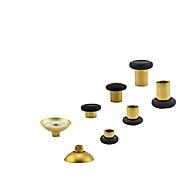 OEM di fabbrica Controller Kit di accessori Parti di ricambio Allegati Per Xbox Uno PS4 Sony PS4 Manubri da gioco