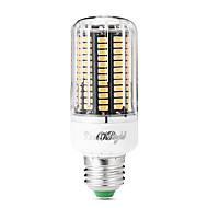 8W E26/E27 LED-kolbepærer T 136 SMD 5733 700 lm Varm hvid Kold hvid V 1 stk.