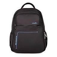 hosen hs-309 ipadコンピュータとタブレットPC用15インチラップトップバッグユニセックスナイロン防水通気性ショルダーバッグビジネスパッケージ