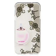 Käyttötarkoitus kotelot kuoret Läpinäkyvä Kuvio Takakuori Etui Sexy Lady Lace Printing Pehmeä TPU varten SamsungJ7 (2016) J5 (2016) J5 J3
