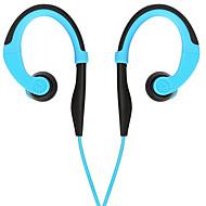 Pisen r101 pisen slušalice za mobitel 3,5mm ušnu žicu s mikrofonom kontrole glasnoće
