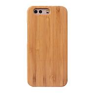huawei p10プラスp10ケースカバーのためのcornmi竹木ハードバックカバーケース木製シェルハウジング
