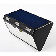 Luminile solare 60 de patru, într-un singur senzor de corp lumini străzile lumina solară în aer liber cu 9600mah