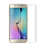 Zxd 3d wygięta miękka osłona ekranu dla paska Samsung Galaxy S6 plus pełna folia ochronna na folie ochronne dla krawędzi s6 (nie szkła