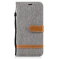Samsung Galaxy s8 plusz s8 színes farmer telefon tok s7 szélén s7