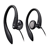 PHILIPS SHS3300 Mobile Earphone for Cellphone Computer Sports Fitness Ear Hook Wired Plastic 3.5mm Noise-Cancelling