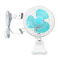 7-inch multifunctionele mini-bureau kleine ventilator dempen zijn hoofdstudenten slaapzaal kleine fan combinatie set