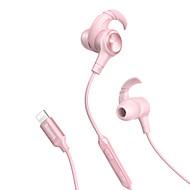 携帯電話のための携帯電話のコンピュータの耳の有線アブソリュート3.5ミリメートルのマイク音量制御ノイズキャンセルハイファイ