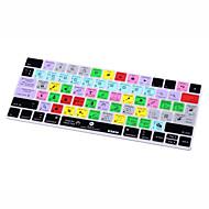 xskn®photoshop ccショートカットシリコンキーボードスキンマジックキーボード2015バージョン(us / euレイアウト)
