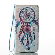 Za samsung galaksiju s8 plus s8 torbicu za nositelje kartica s postoljem flip uzorak kućište punog kućišta sanjivač snažnog pu kože s7edge