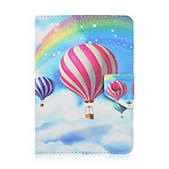 SZKINSTON Balloon Case Cover Shockproof with Stand Sleep Magnetic Pattern Full Body PU Leather For All 9.5 - 10.5 Inch Mobile Phone or Tablet