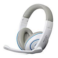 超低音ヘッドバンドヘッドセットヘッドフォン(マイク付き)