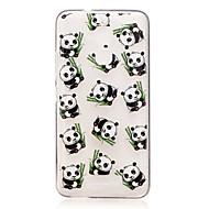 ASUS zenfone 3 max zc520tl suojus Panda kuvio takakansi pehmeä tpu