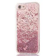 Til Apple iPhone 7 7 plus 6s 6 plus case cover blød kant diamant perle quicksand høj penetration simpel telefon sag