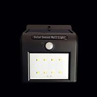 16-a lumina solare de control al corpului uman senzor lampă curte în aer liber lampă de perete integrate lumini de stradă