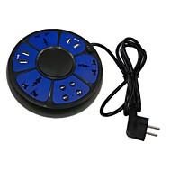Λουρίδα τροφοδοσίας 3 εξόδους 4ports usb bluetooth ομιλητής γενικής χρήσης pulc με καλώδιο 100cm