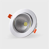 1pcs 7W High Quality COB LED Downlights Lamps Warm Cool LED Lamp for Home and Office AC85-265V