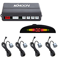 Kkmoon parkeringsplads radar system