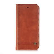 Til wiko lenny 3 cover dækker flip card holder med stand pu læder tasker
