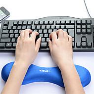메모리 면화 기계 키보드 손 치료 손목 패드 마우스 패드 키보드