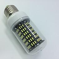 10W 15W LED-maïslampen T 158 SMD 4014 1000 lm Warm wit Wit Dimbaar Decoratief AC 220-240 V 1 stuks