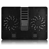 Stativ Ajustabil Pliabil altele laptop Macbook Laptop Stativ și Adaptor Stați cu ventilator de răcire Metal