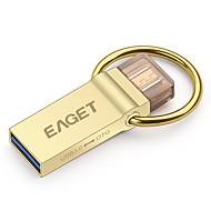 Eaget v90 64g otg usb3.0 stødbestandig flashdrev u disk til android mobiltelefon tablet pc