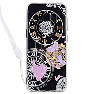 Case For Samsung Galaxy S8 Plus S8 Case Cover Pattern Back Cover Case Butterfly Hard Acrylic for S7 edge S7 S6 edge S6 S5