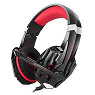 KOTION EACH GS900 머리띠 유선 헤드폰 동적 게임 이어폰 마이크 포함 헤드폰