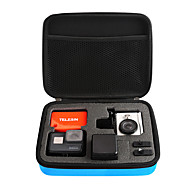 TELESIN Medium Protective Storage Bag Box Traveling Carrying Carry Case for Go Pro Hero 5 GoPro 5 4 3 2 Accessories