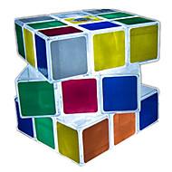 Rubik kocka Sima Speed Cube LED világítás Rubik-kocka Műanyagok