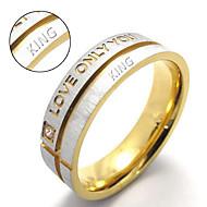Gepersonaliseerd cadeau-Ringen- voor-