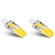 3W LED betűzős izzók T 1 COB 250 lm Meleg fehér Fehér V 2 db.