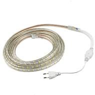 40W Faixas de Luzes LED Flexíveis 3600 lm AC220 V 3 m 180 leds Branco Quente Branco Vermelho Amarelo Azul Verde