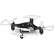Drone SYMA X20 4.0 6 Akse - En Tast For Retur Hodeløs Modus LED Fjernstyrt Quadkopter 1 x bruksanvisning 1 x fjernkontroll 1 x lader