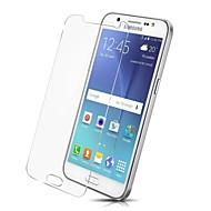 Gehard Glas High-Definition (HD) 9H-hardheid 2.5D gebogen rand Voorkant screenprotector Samsung Galaxy