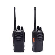 2pcs walkie-talkie baofeng bf-888 16ch uhf 400-470mhz baofeng 888s šunka radio hf transceiver amador prijenosni