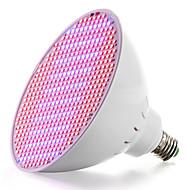 30W E27 LED növény izzók 500 SMD 3528 3000-3600 lm Piros Kék V 1 db.
