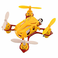 Drone WL Toys V292 4 Kanal - LED-belysning Flyvning Med 360 Graders FlippFjernstyrt Quadkopter Fjernkontroll USB-kabel 1 Batteri Til