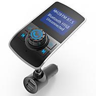 Samochód HY68 V3.0 Nadajniki FM Port USB Odtwarzacz MP3