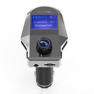 Samochód M8S V3.0 Zestawy samochodowe Bluetooth Samochodowy zestaw głośnomówiący Nadajniki FM Port USB Odtwarzacz MP3
