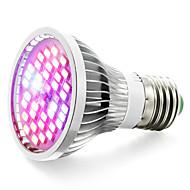 15W E27 LED Büyüyen Işıklar 40 SMD 5730 800-1200 lm Sıcak Beyaz Kırmızı Mavi UV (Siyah Işık) V 1 parça