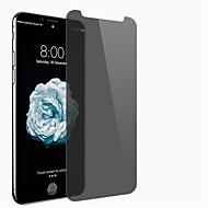Edzett üveg Képernyővédő fólia mert Apple iPhone X Védőfólia 9H erősség Robbanásbiztos Betekintésvédelmi fólia