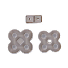 Replacement Conductive Pad Buttons for NDS Lite (3-Piece Set)